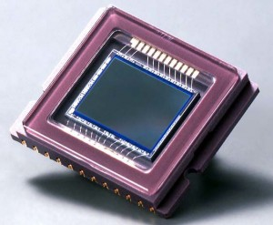 Charge-coupled-Device-CCD
